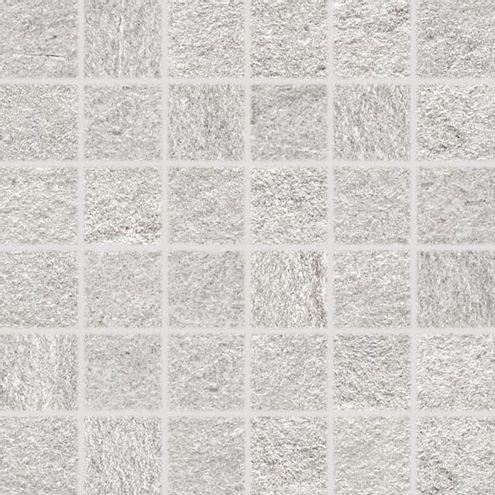Rako Quarzit Grey Texture mosaic 5x5