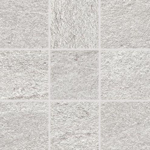 Rako Quarzit Grey Texture 10x10