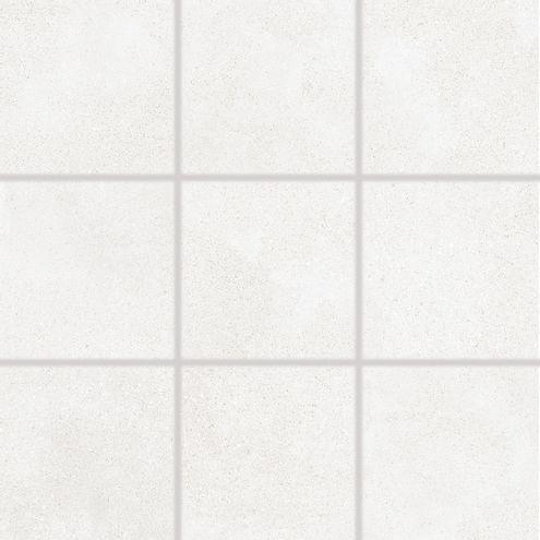 White Grey 10 x 10
