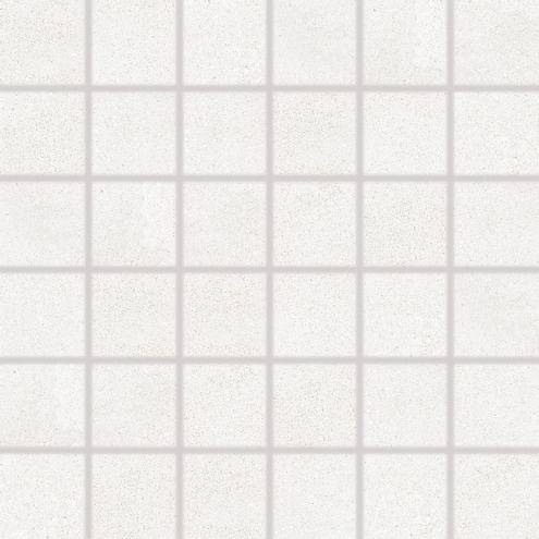 Rako Betonico White Grey Mosaic 5 x 5