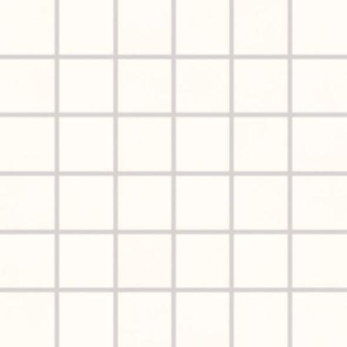 Rako Extra White Beige Mosaic 5x5