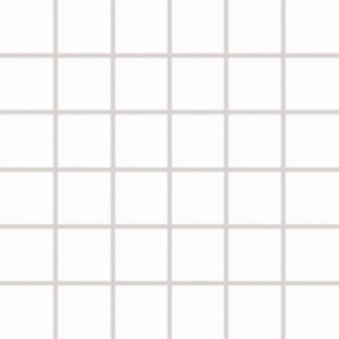 Rako Extra White Grey Mosai 5x5